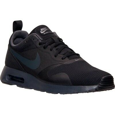 new product 469c9 06ac8 Nike Air Max Tavas New Men s Trainers Black Anthracite-Black 705149-010 RRP