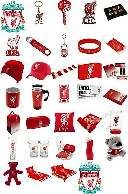 Official LIVERPOOL FC Football Club Merchandise Christmas Birthday Fathers Gift