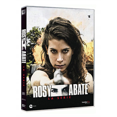 Rosy Abate - Stagione 01 (3 Dvd)  [Dvd Nuovo]
