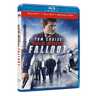 Mission: Impossible - Fallout  [Blu-Ray Nuovo]