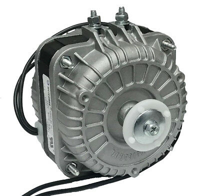 Shaded Pole Condenser Fan Motor 6W, 1550 RPM, CCW, 115V