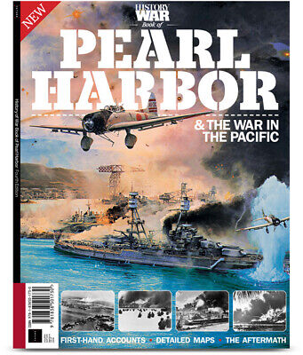 History War Book of Pearl Harbor & The War In The Pacific Magazine Issue 3 2019