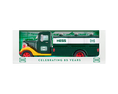 2018 Hess Truck Very Limited Special Edition 85Th Anniversary- Sealed Box