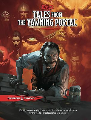 Dungeons and Dragons RPG 5th edition - Tales from the Yawning Portal (D&D 5e)