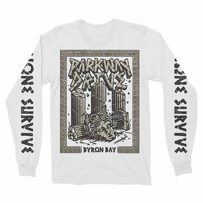 PARKWAY DRIVE Survive Long Sleeve T SHIRT M-2XL New Official Kings Road Merch