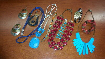 JUST REDUCED BY $5!!! Lot of Vintage Jewelry 60+ Pieces FREE USA SHIPPING