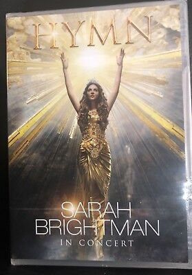 Sarah Brightman: Hymn- Live in Concert DVD(New)