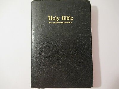 Holy Bible Red letter edition Nelson King James 1977 never used