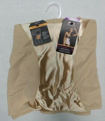 307c0773ac Flexees Easy-Up Pull-On Waistnipper Tummy Shapeware Beige Skintone - 2XL