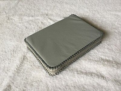 Genuine leather New World Translation Bible cover Jehovah's Witness Grey