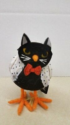 Target Halloween Featherly Friends Fabric Bird 2018 whiskers
