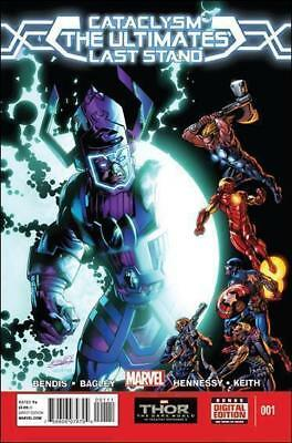 Cataclysm: The Ultimates' Last Stand (2014) #1  Near Mint