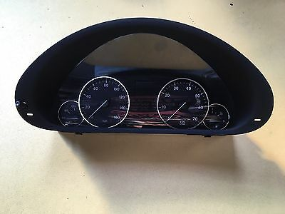 Mercedes Cl203 W203 C180 Coupe 2001-2008 Speedometer Cluster A2035407247