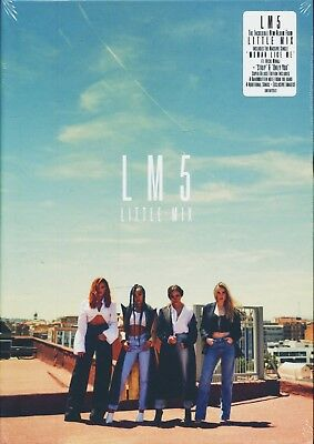 Little Mix - LM 5 (Super Deluxe Edition)  DIGIBOOK NEW