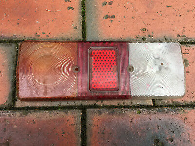 holden hq hj hx hz wb 1tonner tail light lens as pictured used