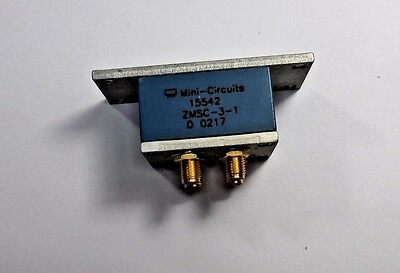 Mini-Circuits ZMSC-3-1 Power Splitter