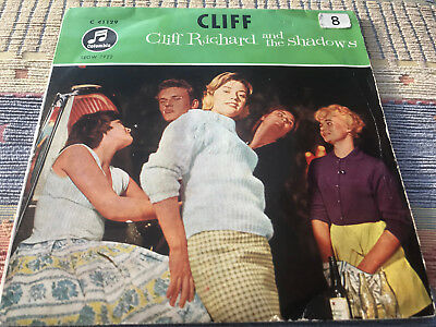 RARE BEAT EP Cliff Richard and the shadows Columbia 1959