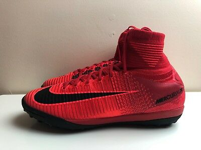 best service 8f328 a89f1 Nike Mercurialx Proximo II DF TF Boots UK 8.5 EUR 43 Red 831977 616