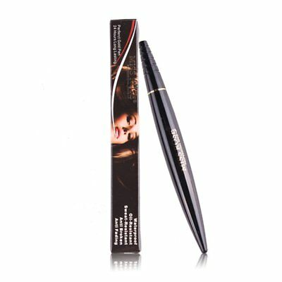 Eyeliner Bright black pen middle thick two tips sharp waterproof LU