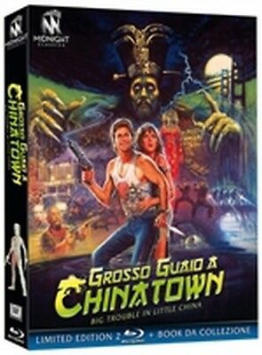 Grosso Guaio a Chinatown - Limited Edition (2 Blu-Ray Disc + Booklet)
