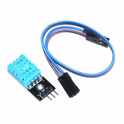 Dht11 Temperature And Relative Humidity Sensor Module For  +CablJDUK
