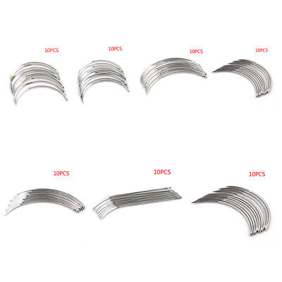 10pcs/Lot Corner Medical Needle Suture Surgical Tool For Double Eyelid TO