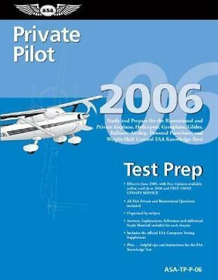 Private Pilot Test Prep Study and Prepare Official FAA Airplane Reference Fly