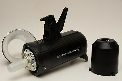 Flashpoint Studio 400 Monolight with Built-in R2 Radio #S-400-R2 Bowens Mount