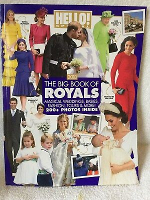 Hello Canada Special Magazine Big Book of Royal Family . 2018  NEW Exclusive
