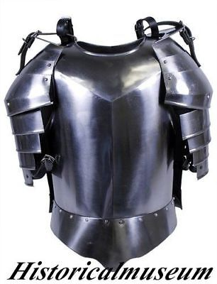 """Medieval 18G Steel Body""""Armour^NEW^Shoulder with ARMOR JACKET"""