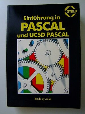 Einführung in PASCAL und UCSD PASCAL, Rodnay Zaks ISBN 3-88745-004-3