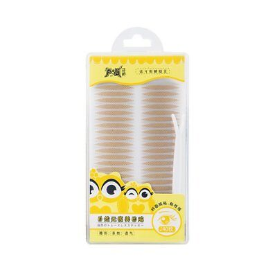 2018 NEW Double Eyelid Stickers Invisible Lace Mesh Beauty Tools ZV
