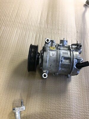 Audi A3 2016 Aircon Pump And Pipe