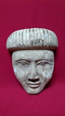 Ancient Egyptian Antiquities Wooden Mask