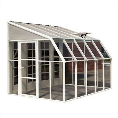 Rion Sun Room 8 ft. x 10 ft. Clear Greenhouse