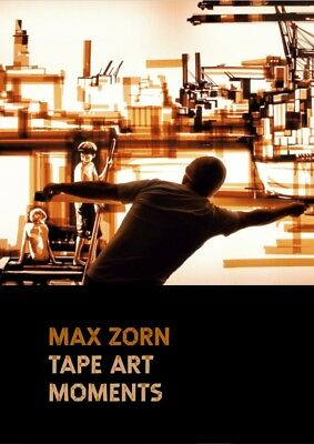 MAX ZORN: TAPE ART MOMENTS Shepard Fairey stick together