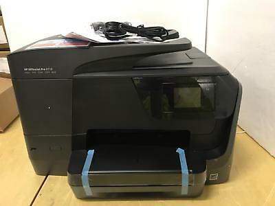 Hp Officejet Pro 8710 Wireless All In One Photo Printer With Mobile