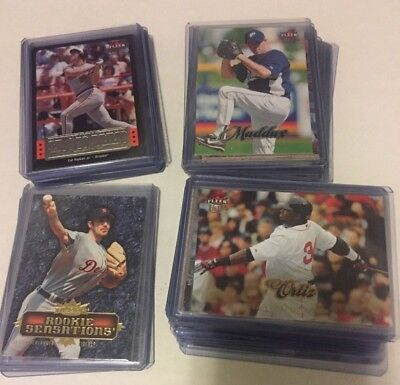 2004 2005 2006 2007  Fleer Ultra & others Complete Your Set Stars You Pick 5 Lot