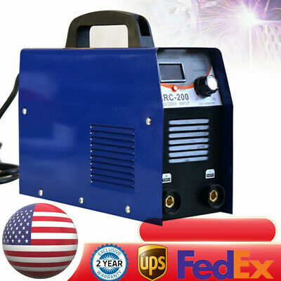 MMA TIG ARC IGBT Welding Machine 20-160 AMP 220V Welder AC Inverter Welder USA