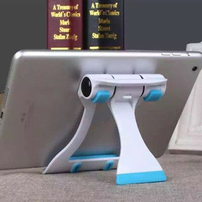 Universal Phone Tablet Desktop Mount Stand Holder For iPhone Samsung iPad Air UK