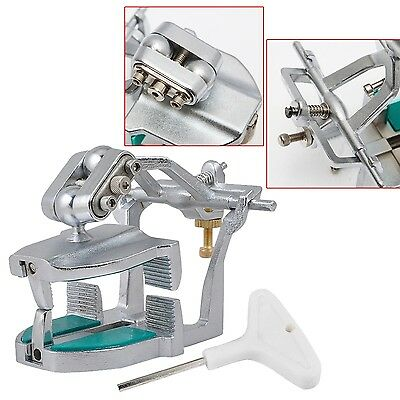 2019 NEW FULLY  Adjustable  Dental Lab Rubber-lined base Magnetic Articulator