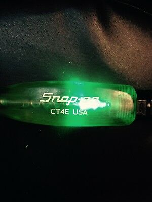 SNAP-ON Test Light  Green LED REPLACEMENT BULB 12-14V