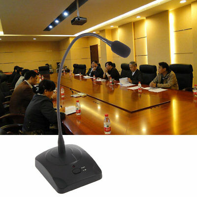 Meeting Microphone with a flat and wide frequency response SR