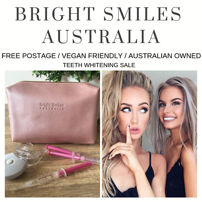 Teeth Whitening Kit Hi Enjoy your Pearly White Smile By Bright Smiles Australia