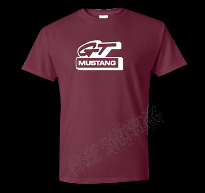 Ford Performance T-Shirt Ford Mustang GT ST Racing
