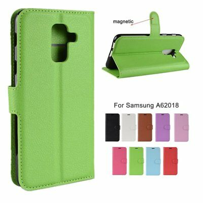 Mobile Phone Protective Case For Samsung A6 Shockproof Flip Cover Casing SG