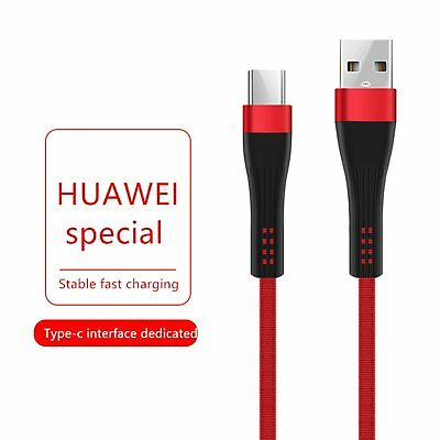 1M 2.4A Mobile Phone Charging Fast Charging Type-C Data Sync Charger Cable