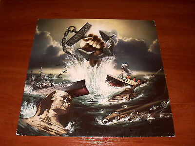 Salty Dog ‎– Every Dog Has Its Day LP EU 1990 Geffen Records ‎– 924 270-1