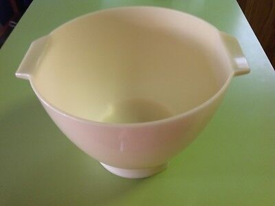 Lightweight plastic Kenlyte mixing bowl for A701 series Kenwood Chef, in GC