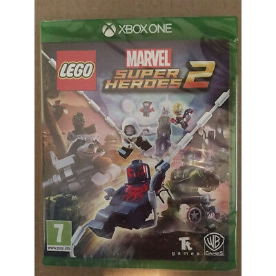 LEGO Marvel Superheroes 2 (Xbox One) New and Sealed Super Heroes
